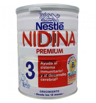 nidina 3 premium 800 gramos