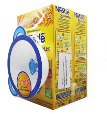 Nestle 8 Cereais Duplo 1200 g Presente