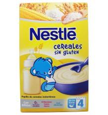 Nestlé Cereais, Mingau de Cereais Sem glúten 600g