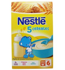 Nestle Getreide-Brei 5 Müsli 600g