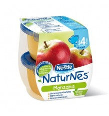 A Nestlé Naturnes Maçã ao Vapor 2 x 130g