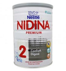 Nidina Premium 2 Comfort Digest 800 g