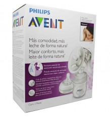 avent breast pump manual comfort