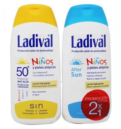 Ladival Niños 50 Crema 200 ml