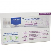 Mustela Bebe Duplo Crema 100 ml 2 Unidad 30 %