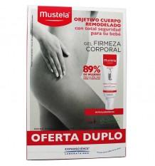Mustela Gel Firmeza Corporal Duplo 400 ml