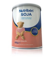 Nutriben de Soja 400 grammes