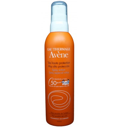 Avene Spray solar 50 Niños 200 ml
