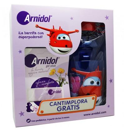 Arnidol Gel Stick Barra 15 g Cantimplora Gratis