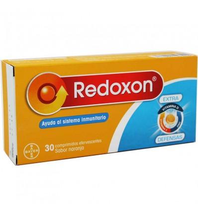 Redoxon Doble Accion 30 comp efervescentes
