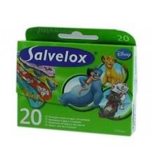 Tiras Salvelox Disney 20 unidades