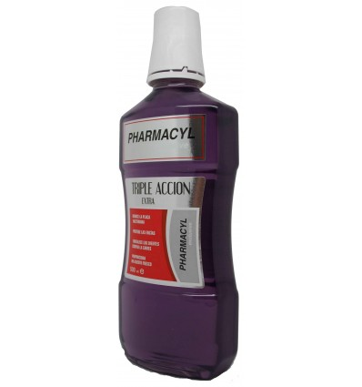 Pharmacyl Colutorio Triple Acción 500 ml