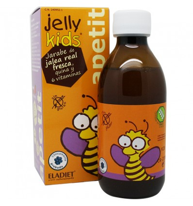 Jelly Kids Apetit 250 ml Eladiet