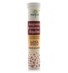 Aquileia Magnesium Potassium 14 Effervescent Tablets