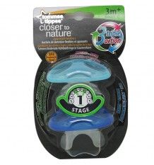 Tommee Tippee De Dentition Phase 1 Bleu