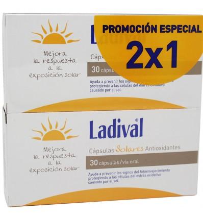 Ladival Capsules Tan 60 units