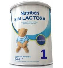 Nutriben Sin Lactosa 1 400 gramos