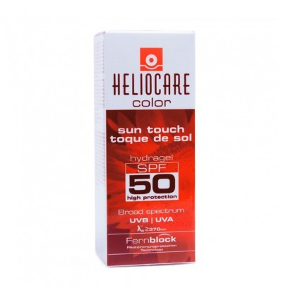 Comprar Heliocare Toque de Sol SPF 50 50 ml