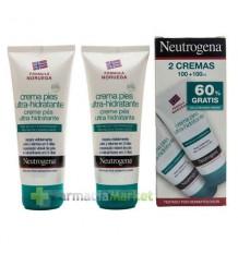 Neutrogena Pés Creme Duplo 200 ml