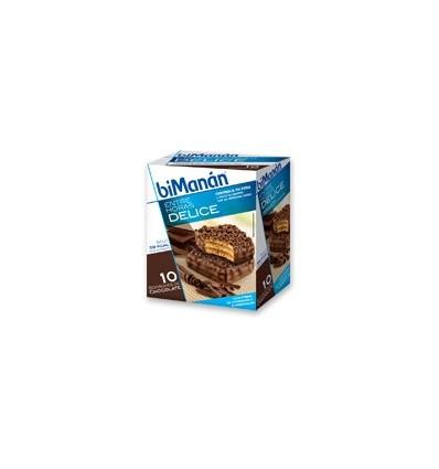Bimanan Delice Bombones de chocolate 10 unidades