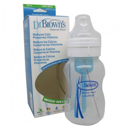 bottle dr browns 300 ml wide-mouth