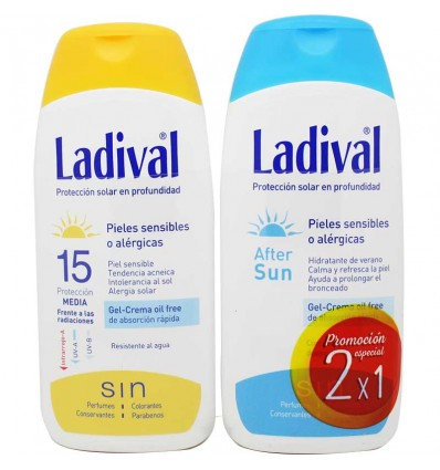 Ladival 15 Crema 200 ml