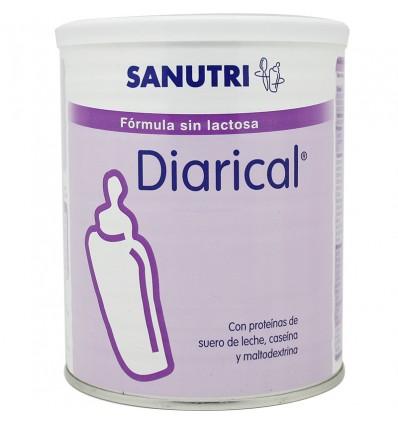 Sanutri Diarical sin lactosa 400 grms