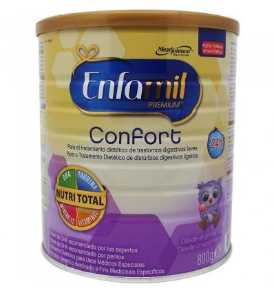 enfamil confort 800 gramos