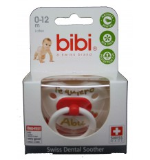 Bibi Soother Latex You want to Abu 0-12 months