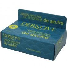 sulfur soap dernove