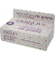 Dernove Jabon Natural de Glicerina De Avena 100 g