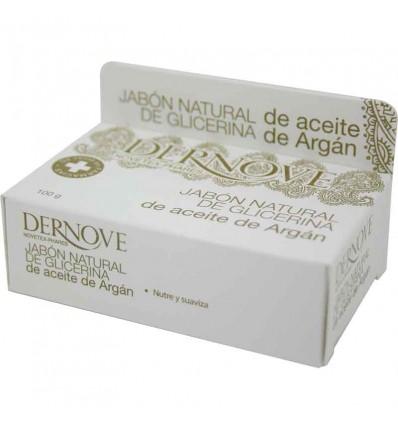 jabon natural de aceite de argan