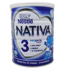 native 3 800 grams growth