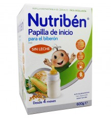 Nutriben Gluten-free Cereal Bottle 600 g