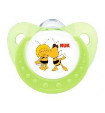 Nuk Pacifier Silicone Bee Maya T2 6-18 months