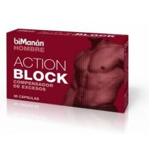 Bimanan Action Block 36 caps