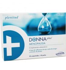 Donnaplus Menopausia Ordesa 30 comprimidos 30 capsulas