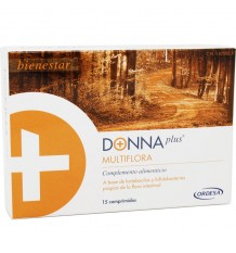 Donnaplus Multiflora Ordesa 15 tablets