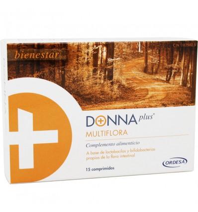 Donnaplus Multiflora Ordesa 15 comprimidos