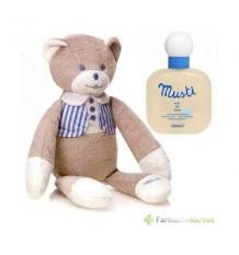 Mustela Bebe Colonia Musti 100ml + regalo osito azul