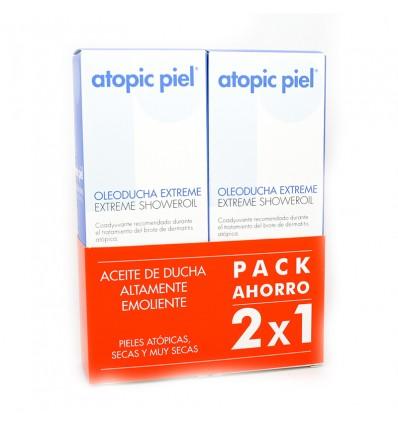 Atopische Haut Öl-Dusche Extrem-200 ml