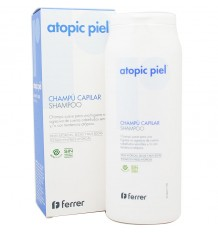 Atopic Pele Xampu capilar 200 ml
