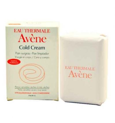 Avene Cold Cream Jabon Pan limpiador