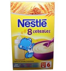 Nestle Getreide-Brei 8 Müsli 600g