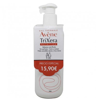 Avene Trixera Nutrition Balsamo Nutri fluido 400 ml