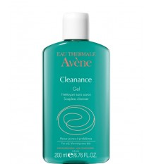 Avene Cleanance Gel de Limpeza 200 ml