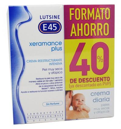 Lutsine Xeramance Plus Crema 100 ml Duplo