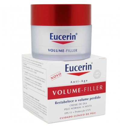 Eucerin volume filler crema de dia piel normal mixta