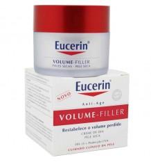 Eucerin volume filler à sec de la peau