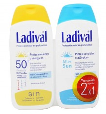 Ladival 50 Crema 200 ml Regalo After Sun 200 ml